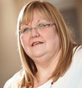 Jayne Davies, Nottinghamshire Carers